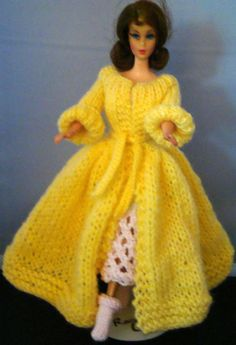 Barbie - Lacy  Bathrobe & Slipper Sox