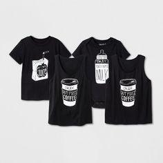Baby 'But First, Milk' Graphic Bodysuit - Cat & Jack Black Newborn, Newborn Unisex Couple Shirts, Dad To Be Shirts, Sibling Shirts, Vinyl Shirts, Funny Shirts, Matching Family T Shirts, Gender Neutral Baby Clothes, Unisex Baby Clothes, Fall Shirts