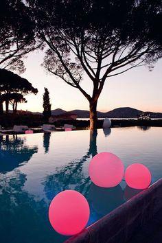 Stunning Des clairages roses pour plus de fantaisie