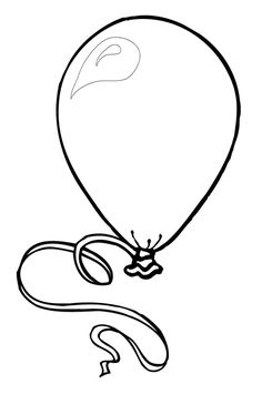 Printable Balloon Coloring Pages: Coloring Pages Of Balloons New Year Coloring Pages The Big New,