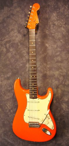 Fender Stratocaster in my favorite color