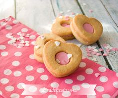 Alma de fiesta: Unas cookies muy amorosas