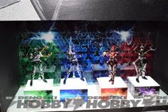 ToyzMag.com » Tamashi Nations 2014: les tokusatsu S.H.Figuarts