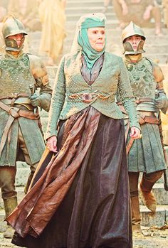 Olenna Tyrell of House Tyrell - Game of Thrones