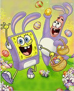 SpongeEaster.