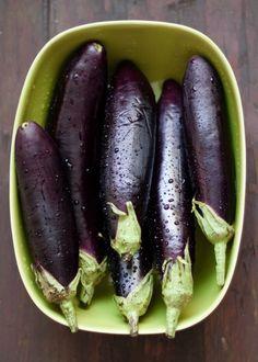 Pure Vegetarian By Lakshmi: Eggplant Frenzy!