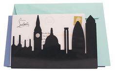 Credit: Sarah Lee/Guardian Susan Bradley designs brilliant bookends and letter racks. Smart and witty, they are made in the UK from powder-c...