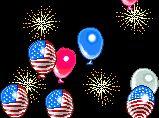 Ilmapallo kuvia - Animaatiokuvia ilmapallot