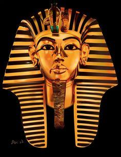 Tutankhamun - the boy king pharaoh