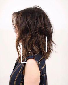 COLLAR LENGTH Cut/Style: Anh Co Tran • IG: @Anh Co Tran • Appointment inquiries please call Ramirez|Tran Salon in Beverly Hills at 310.724.8167. #dreamhair #fantastichair #amazinghair #anhcotran #ramireztransalon #waves #besthair2017 #sexyhair #livedinhair #coolhaircuts #coolesthair #trendinghair #model #inspo #collarlength #movement #favoritehair #haircuts2017 #besthair #ramireztran #womenshaircut #hairgoals #hairtransformation #LorealPro #lorealprous