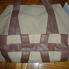 Leaper Vintage Women Canvas Bag Single Shoulder Bag Handbag (Khaki)