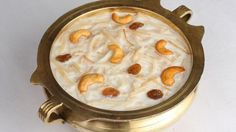 Indische rijstpudding of 'kheer'
