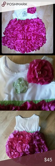 ??????Cache Rare/Limited edition dress Gorgeous and the nicest Cache Rare/Limited edition dress your girl will own size 2-5 T excellent condition Cache Dresses