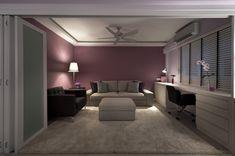 3 Bedroom House Interior Design photo