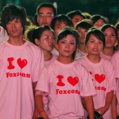 A year after: Foxconn shows first signs of improving working conditions, Apple gets a lot of the credit
