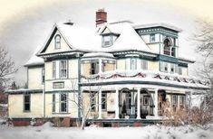 8. Superior Victorian Home