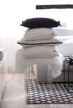 Cushions, cushions, cushions..