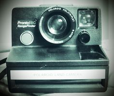 Polaroid Camera, I still have mine from 1977