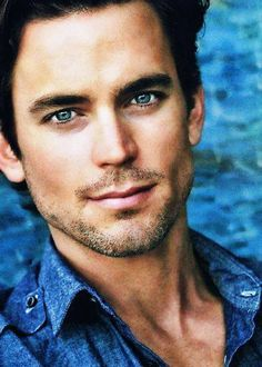 If Matt Bomer could just marry me already that'd be great. Too bad he's gay.