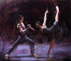 "Renata Brzozowska ""Duet baletowy I"" 2013  ""Ballet Duet I"""