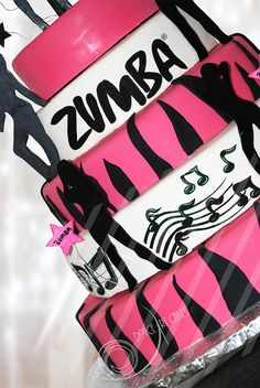 zumba cake - Google Search