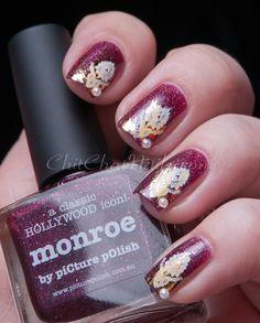 piCture pOlish – Monroe #nails #pueen