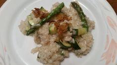 Seasonal Recipes: Spring Risotto