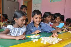 Working with the government and educational specialists, #ChildFund developed a special curriculum to guide classroom teachers in working with students who exhibit learning problems. #SriLanka #Literacy