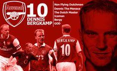 Dennis 'Iceman' Bergkamp