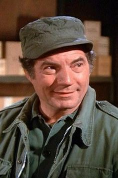 Johnny Haymer (January 19, 1920 – November 18, 1989) American actor (best known from the series of Mash).