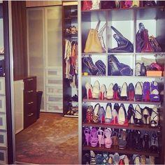 Shoe ands Bag Shelf