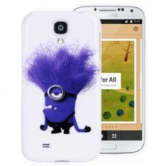 This item Sells at http://www.handbagloverusa.com/ Minions Cartoon TPU Back Cover for Samsung Galaxy S4 http://www.handbagloverusa.com