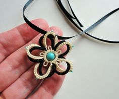 Yarnplayer's Tatting Blog: Search results for double flower