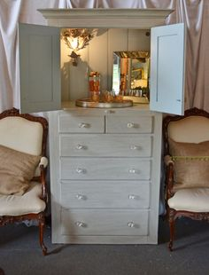 Repurposed Entertainment Center/Armoire  Can be used by Pinktique, $975.00