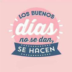 ¡Feliz martes! #FrasesMotivadoras #Frases #Martes