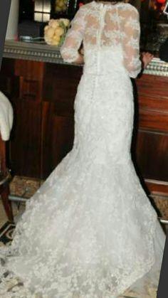 robe de mariee t36/38 modèle 2014 - Rhône