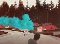 Alex Roulette Oil Paintings22z