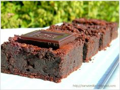 Nutellás brownie