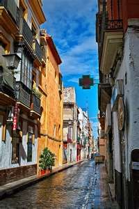 Sevilla Espana! can't wait to study abroad here!!! :)