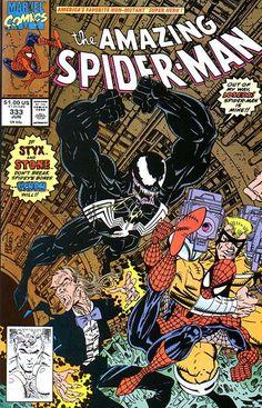 The Amazing Spider-Man (Vol. 1) 333 (1990/06)