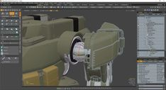Concept Art in MODO: Working on Hard-Surface Design & Materials