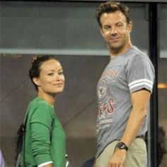 Olivia Wilde and boyfriend Jason are expecting a baby