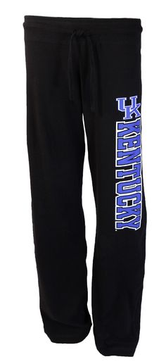 Ladies University of Kentucky Sweatpant | Zokee