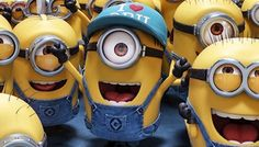 The Despicable Me sidekicks have become globally ubiquitous thanks to their slapstick humor, amorphous cuteness, and a cunning marketing strategy. Minions Film, Minions 2, Funny Videos For Kids, Kids Videos, Funny Kids, Steve Carell, Dvd Blu Ray, Hd Movies, Movies Online