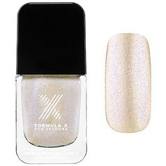 Nail Polish Transformers Top Coats Formula X for Sephora 0.4 Oz Over the Moon - Opal and Pink Glitter *** Be sure to check out this awesome product.