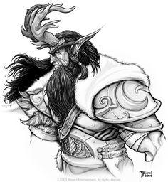 Illustration de Ted Park