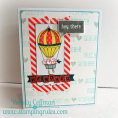 Stamping Rules!: SOTM