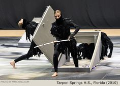 """The Raven"" Tarpon Springs high school"