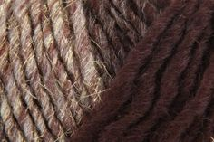Rico Creative Melange Glitz (Chunky) - Brown (006) - 50 - Wool Warehouse - Buy Yarn, Wool, Needles & Other Knitting Supplies Online!