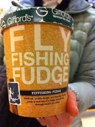 Fly Fishing Ice Cream